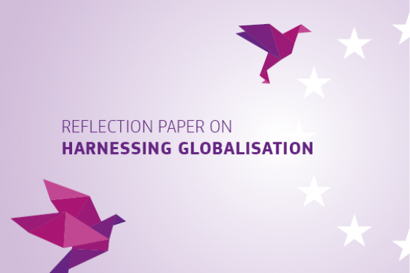 Reflection paper on harnessing globalisation
