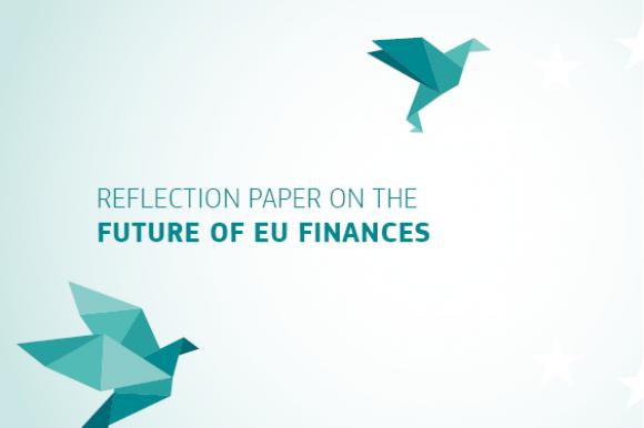 Reflection paper on the future of EU finances