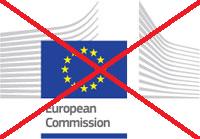 The European Commission's logo