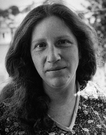 Diane di Prima reading at Navato, California, 2 June 1976