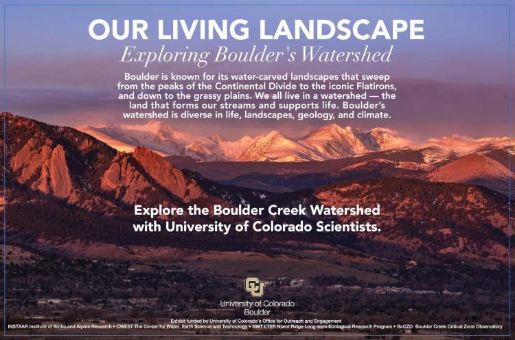 Boukder Creek Watershed Exhibit