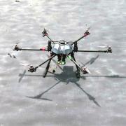 Oliver Wigmore's drone