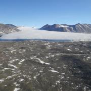 McMurdo Dry Valley Glacier