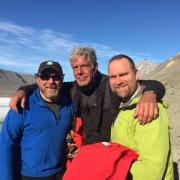 McMurdo Scientists and Anthony Bourdain