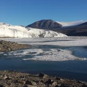 Lake Hore, Antarctica