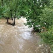 2013 Colorado Floods Disturbance Hydrology