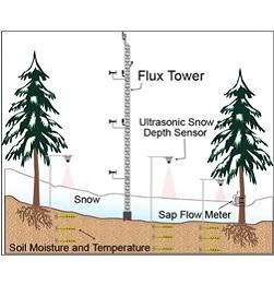 Hydrologic Instrument Cluster