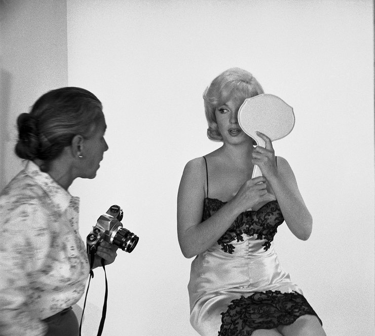 This Picture explores what photographic images can say and do by tracking the responses and feedback a single image can trigger and generate. The public is invited to submit responses to a carefully selected photograph each month. Image: Marilyn Monroe du