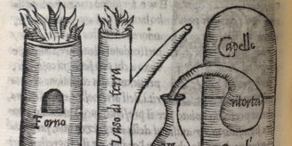 Image of alchemical furnaces