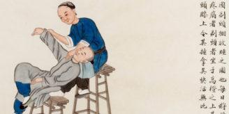 Chinese medical image
