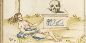 Image from alchemical manuscript.