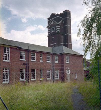 Park Prewett Hospital, Basingstoke