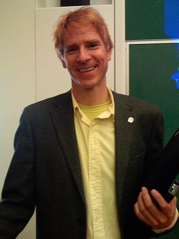 Christof Koch, Image source: Wikimedia Commons.