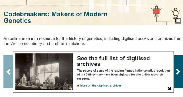 Codebreakers: Makers of Modern Genetics