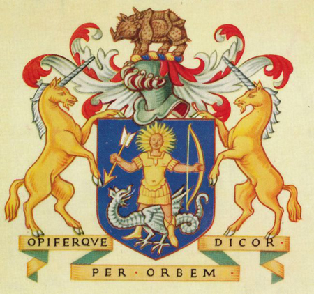 Apothecaries crest