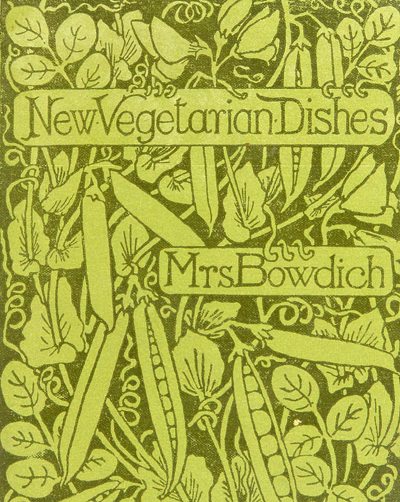 Cover of New Vegetarian Dishes