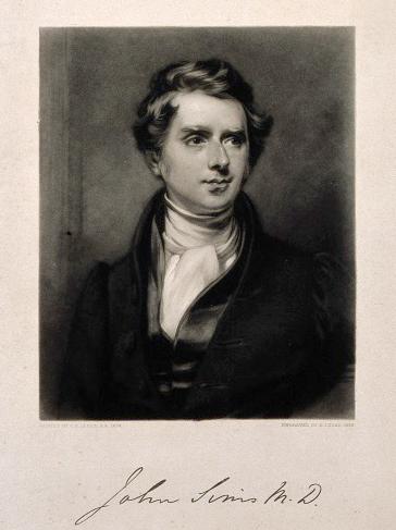 Dr John Sims, 1839