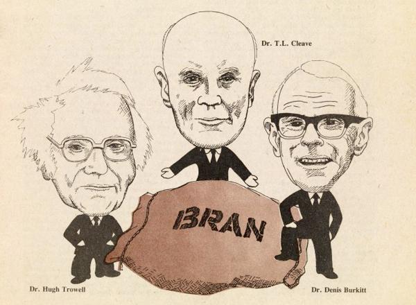 Bran Gang caricature