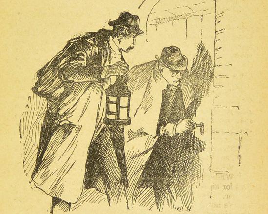 Burger's Tale by Arthur Conan Doyle