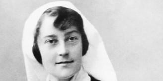 Portrait of nurse Florence Farmborough