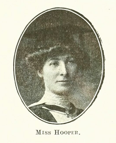 Portrait of Elsie Hooper