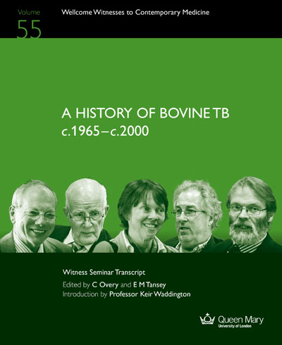 A History of Bovine TB