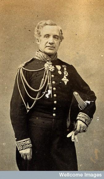 Felix-Hippolyte, 2nd Baron Larrey