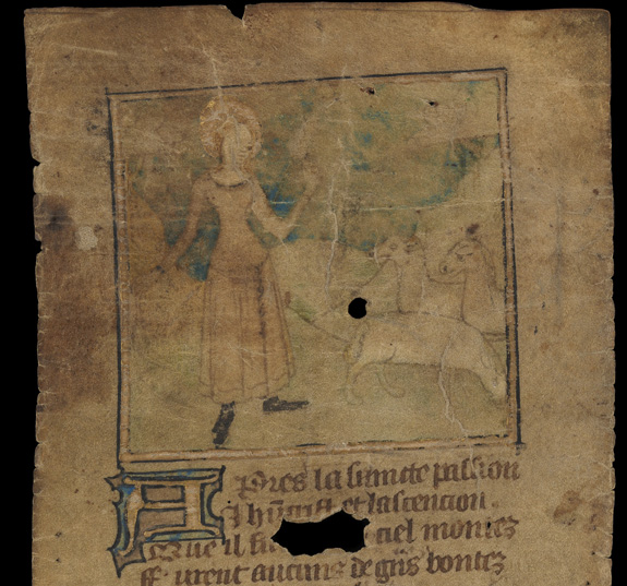 St Margaret image.