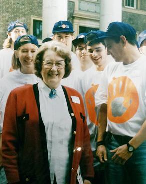 Edith Morgan 1996