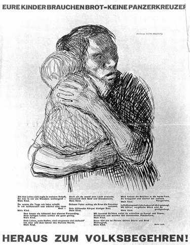 L0026700 A mother protecting her baby, representing an appeal for sta Credit: Wellcome Library, London. Wellcome Images images@wellcome.ac.uk http://wellcomeimages.org A mother protecting her baby, representing an appeal for starving children. Photolithograph after K. Kollwitz. 1925-1928 By: Käthe Schmidt Kollwitzafter: Berta Lask and Erwin von KreibigPublished: [1925/1928?] Copyrighted work available under Creative Commons Attribution only licence CC BY 4.0 http://creativecommons.org/licenses/by/4.0/