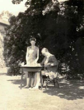 Ursula and John Bowlby