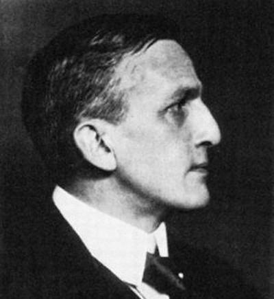 Georg Friedrich Nocolai. Image credit: Wikipedia
