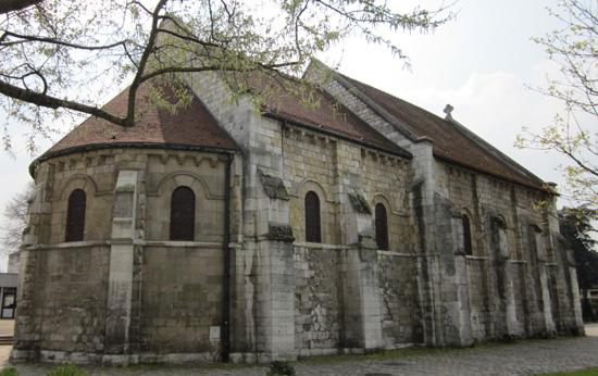Saint-Julien at Petit-Quevilly