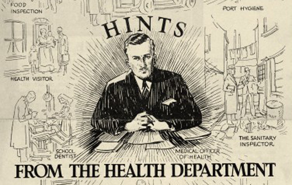 The MOH's 'Hints from the health deptartment'