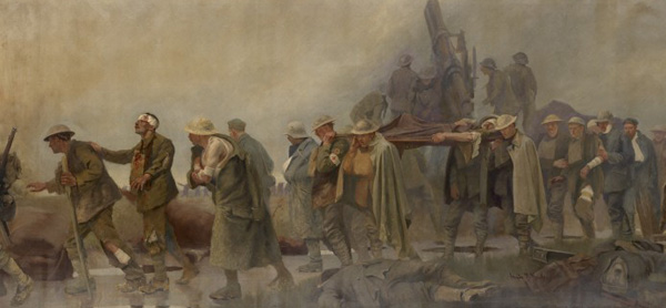 World War I: the Royal Army Medical Corps on active service