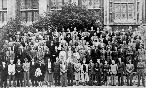 Members of the British Pharmacological Society