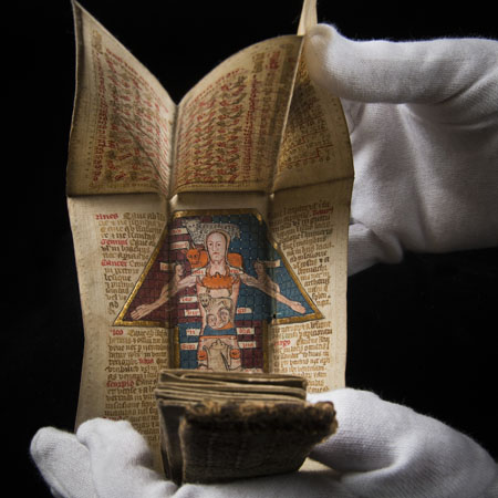 The enigma of the medieval almanac