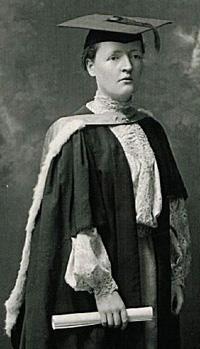 Photograph of Margaret Ida Balfour