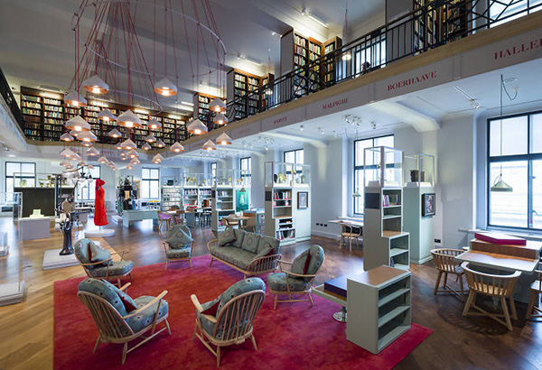 Wellcome Collection Reading Room