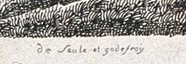Etching after P.P. Rubens, ca. 1810. Wellcome Library no. 2027436i (detail)