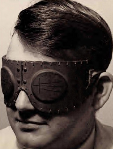 anti flash goggles.
