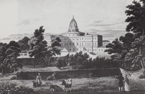 Glasgow Lunatic Asylum 1810