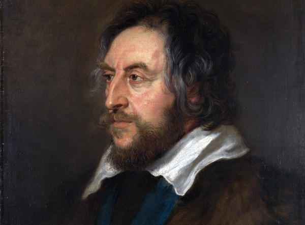 Painting of Thomas Howard by Rubens