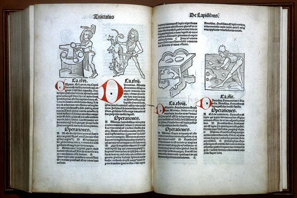 Hortus Sanitatis: 15th century compendium