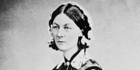 M0010374 Portrait of Florence Nightingale