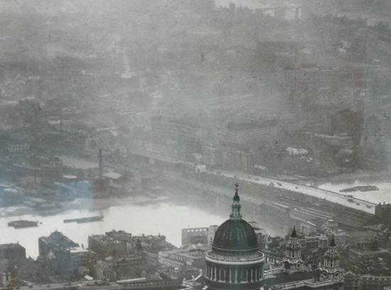 """SA/EPU/I/3 3 of 16 """"London smog pre 1956"""""""