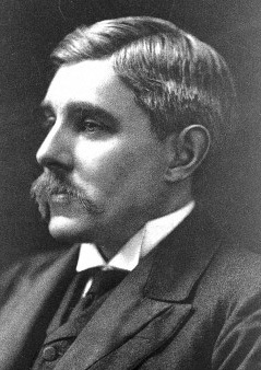 Photograph of Frederick Parkes Weber