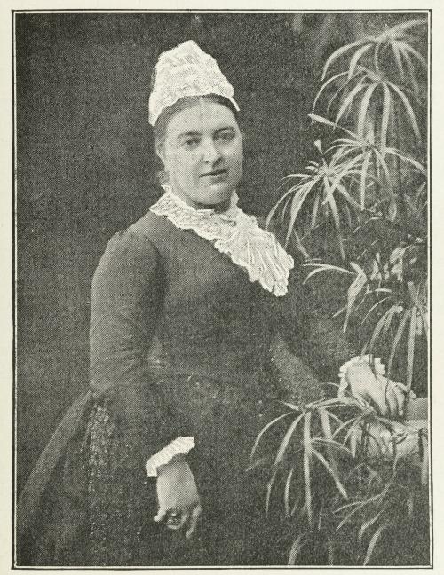 Eva C. E. Luckes portrait. Wellcome Images no. L0060862