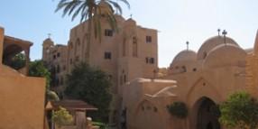 Syrian monastery, Deir-el-Surian
