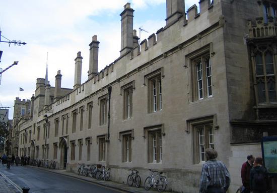 Lincoln College Oxford